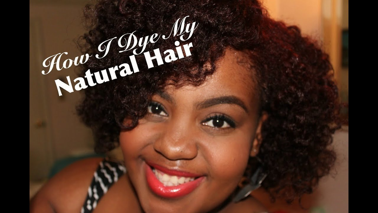 The Best How I Dye Color My Natural Hair Shea Moisture Color Pictures