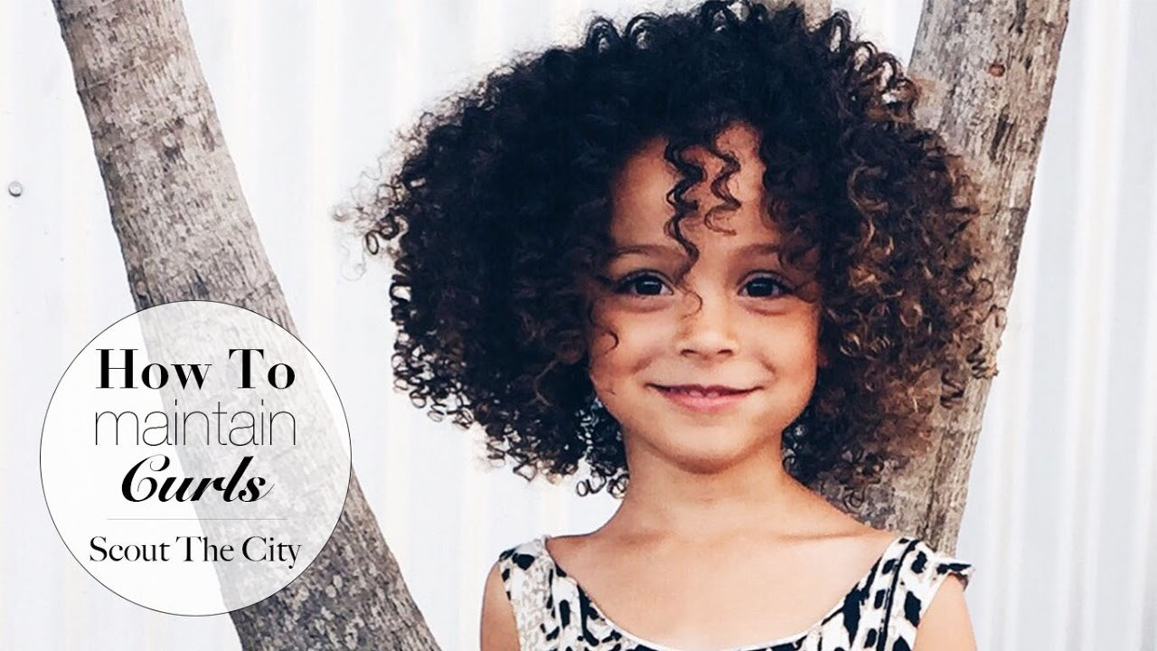 The Best How To Maintain Curly Hair For Kids Ii Curly Hair Wash Pictures