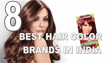 The Best Top 8 Best Hair Color Brands In India 2017 With Price Pictures