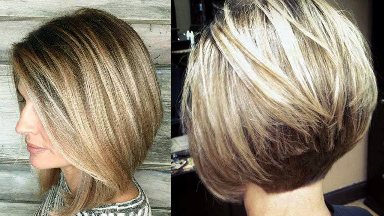 The Best Amazing Bob Hairstyles For Women With Thin Hair Fine Hair Youtube Pictures