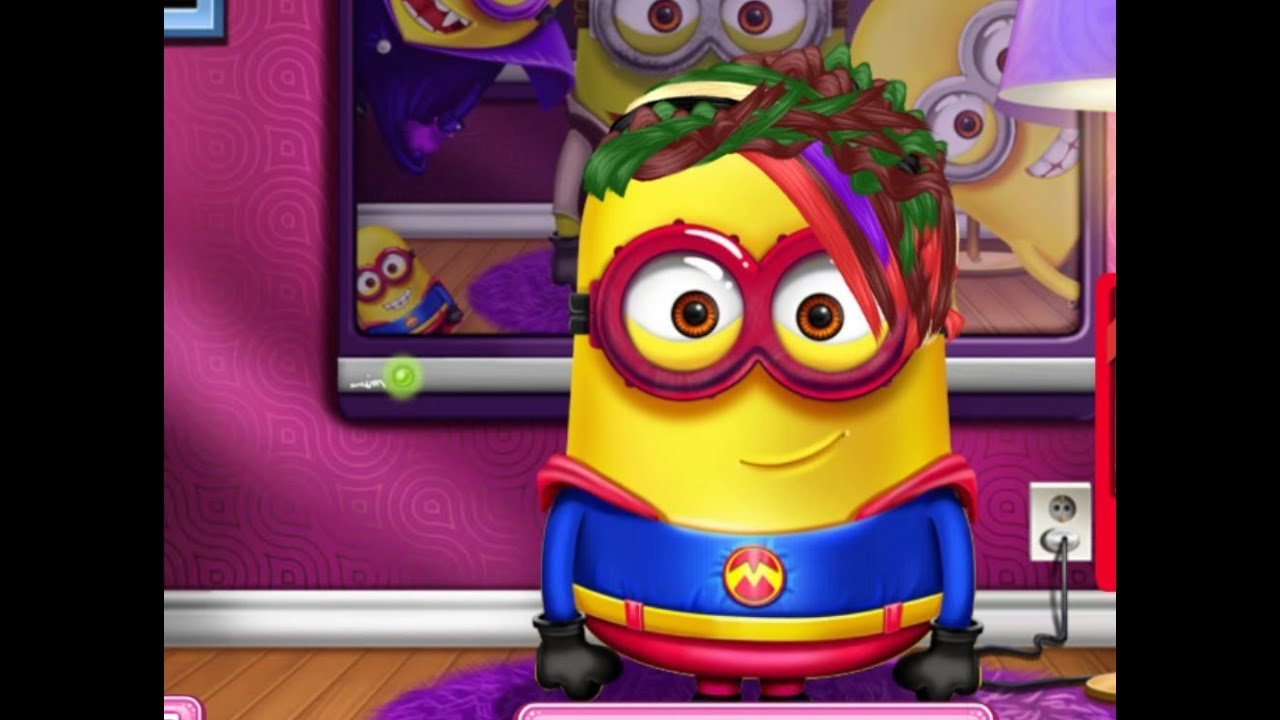 The Best Minions Real Haircut Cartoon Games To Play Pictures