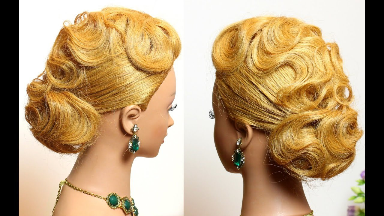 The Best Wedding Updo Hairstyles For Long Medium Hair Youtube Pictures