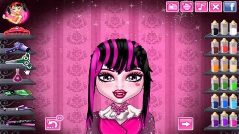 The Best Monster High Real Haircuts Youtube Pictures