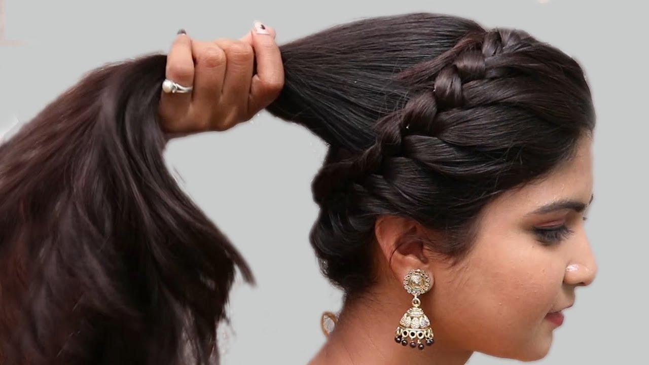 The Best Easy Wedding Hairstyles Puff Hairstyles Hair Style Pictures