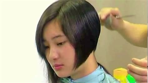 The Best Very Short Bob Haircut Videos Youtube Pictures