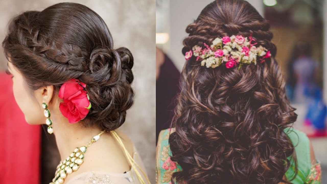 The Best Easy Hairstyles Ideas For Indian Wedding Season Beautiful Pictures