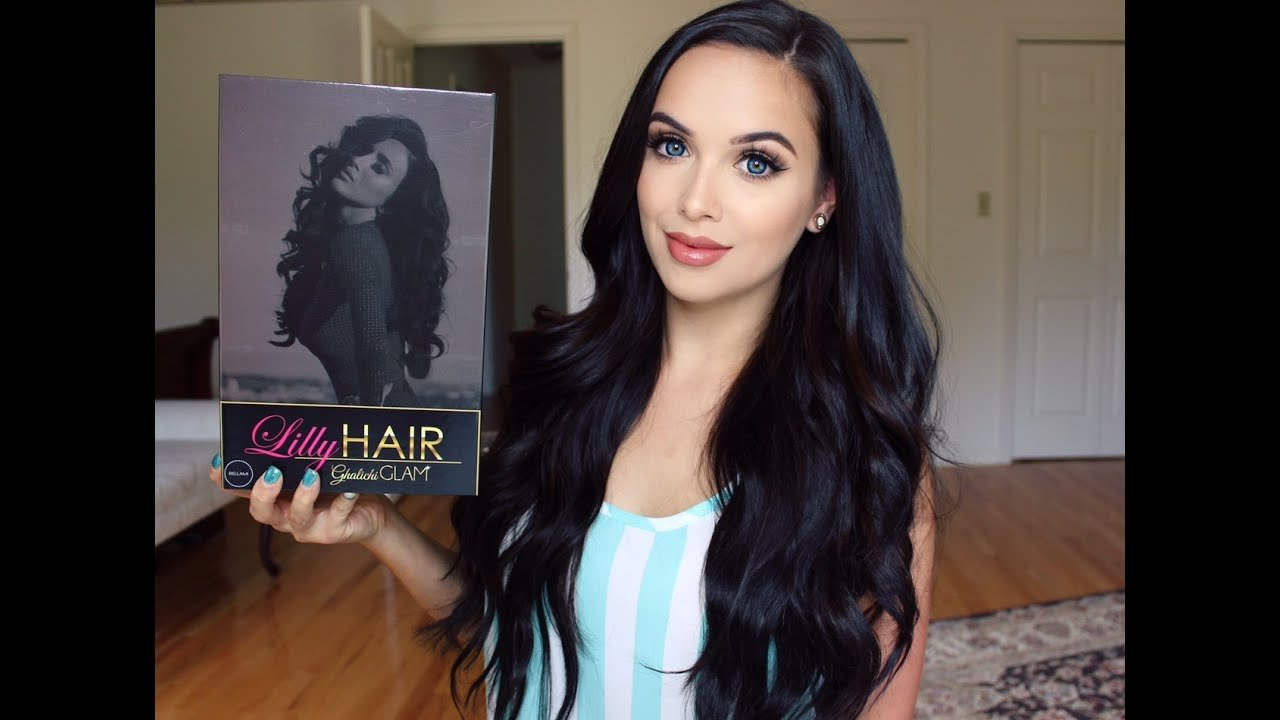 The Best Bellami Hair Extensions Review Tutorial Youtube Pictures