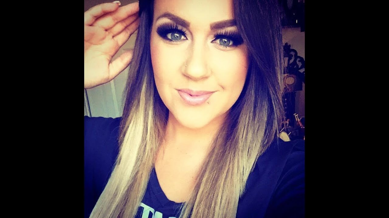 The Best How I Ombre Hair At Home With Inexpensive Box Dye Blonde To Brunnette Youtube Pictures