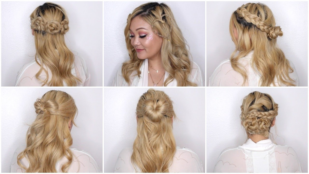 The Best Easy Valentine's Day Hairstyles Youtube Pictures
