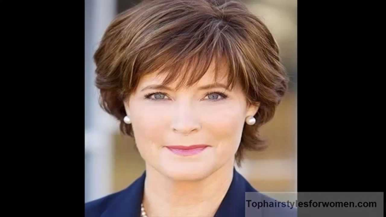 The Best Best Short Hairstyles For Women Over 50 Youtube Pictures