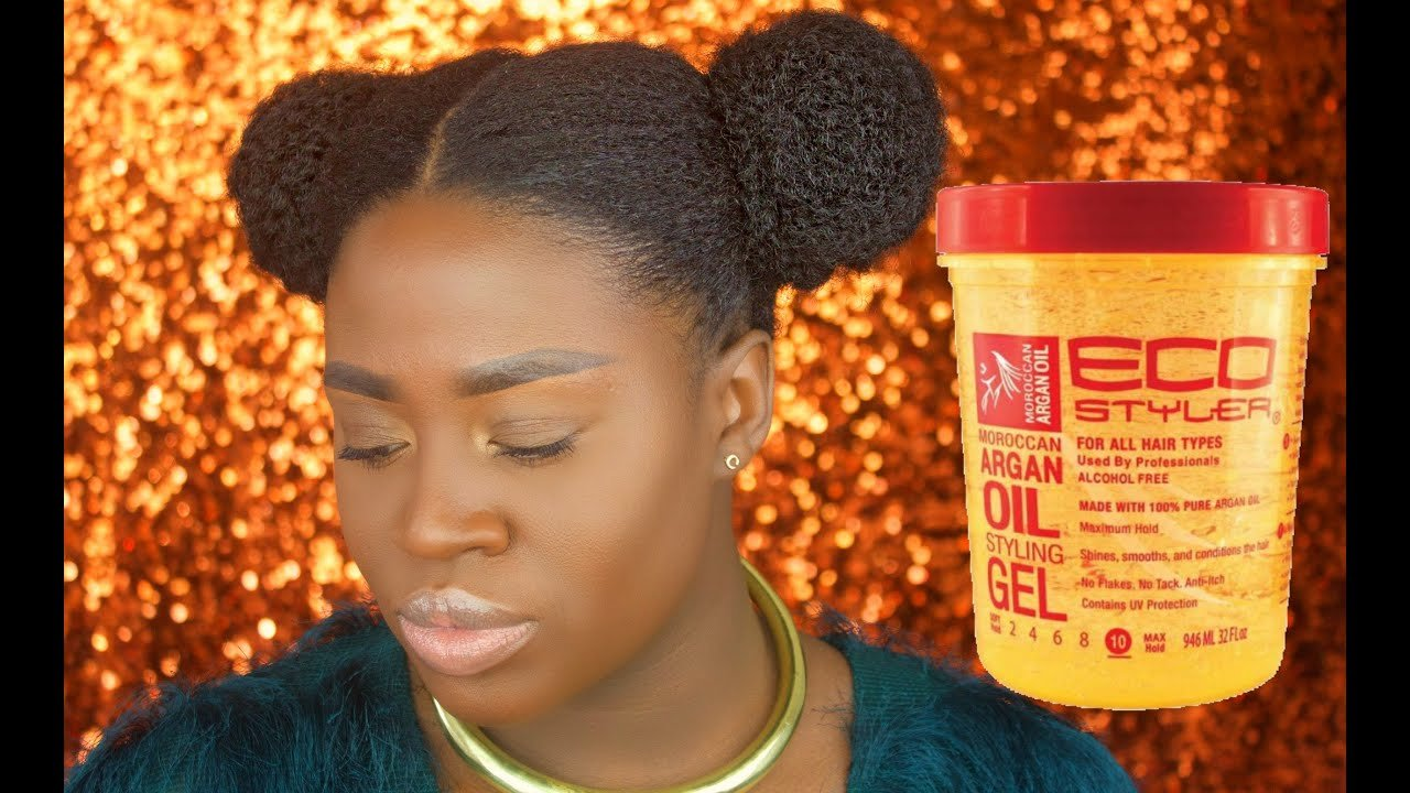 The Best How To Use Gel On Natural Hair Eco Styler Review Demo Pictures