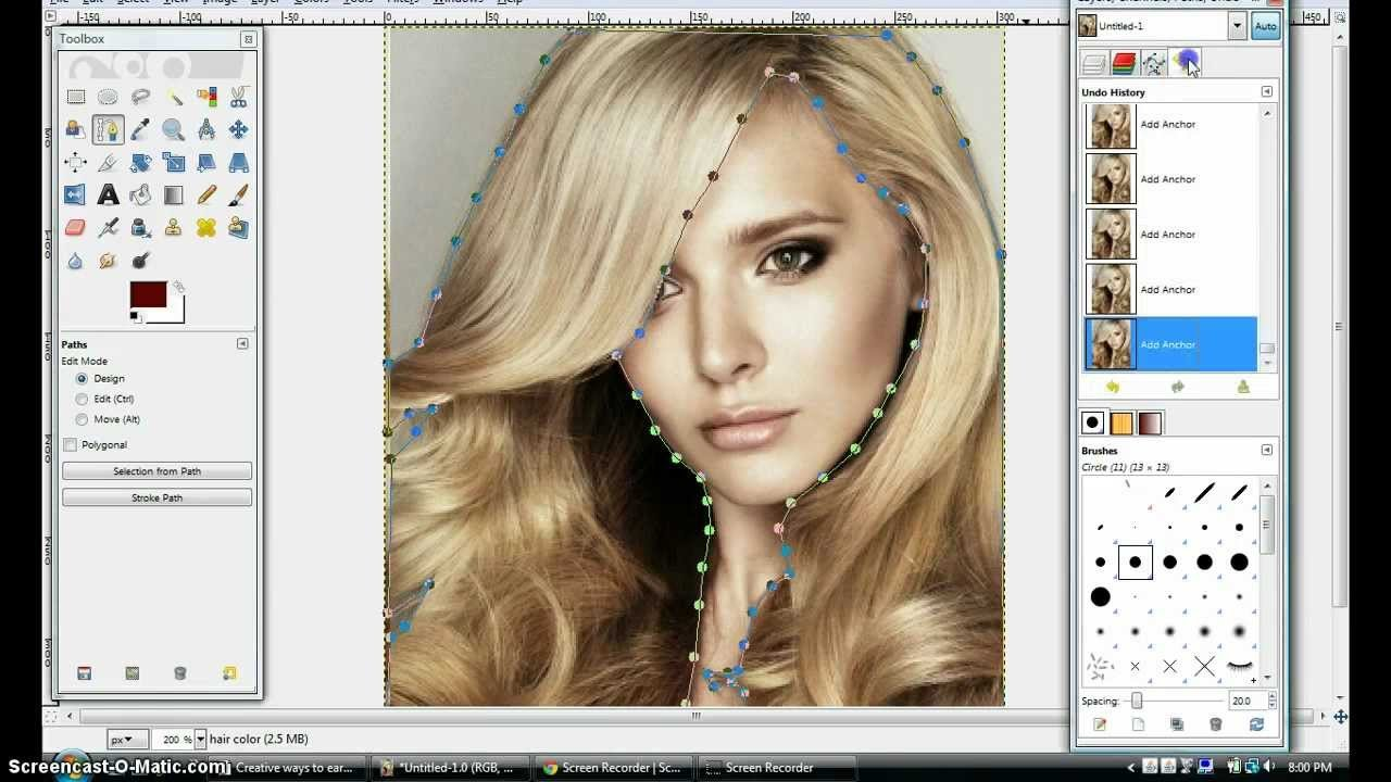 The Best Free Hairstyle Changer Software Hair Pictures