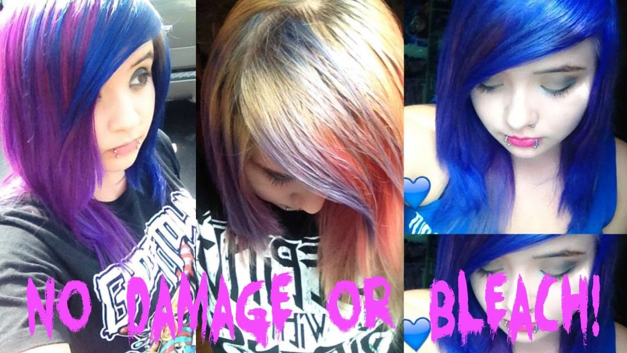 The Best How To Remove Hair Dye Without Bleach Damage Youtube Pictures