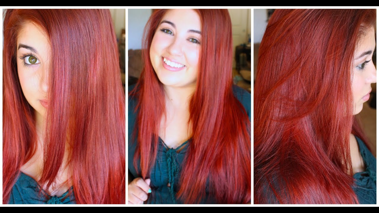 The Best How I Dye My Hair ♥ Demo Review Youtube Pictures
