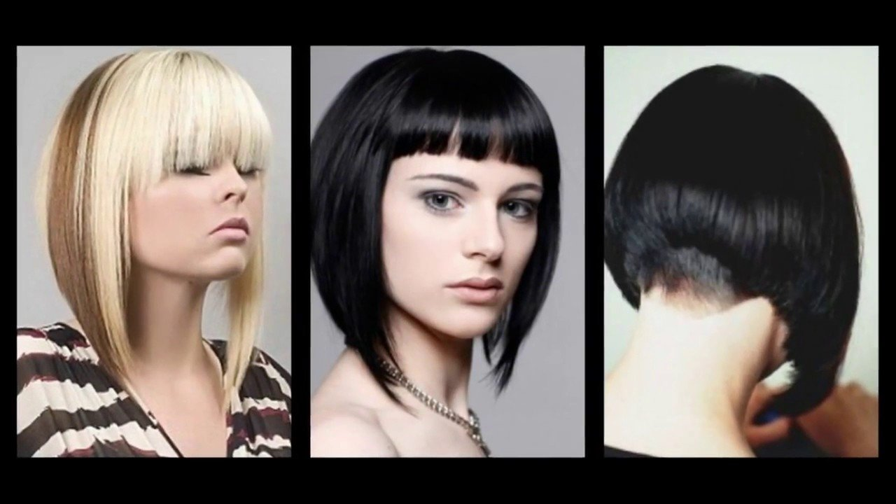 The Best Fashion Long Inverted Bob Haircut Youtube Pictures