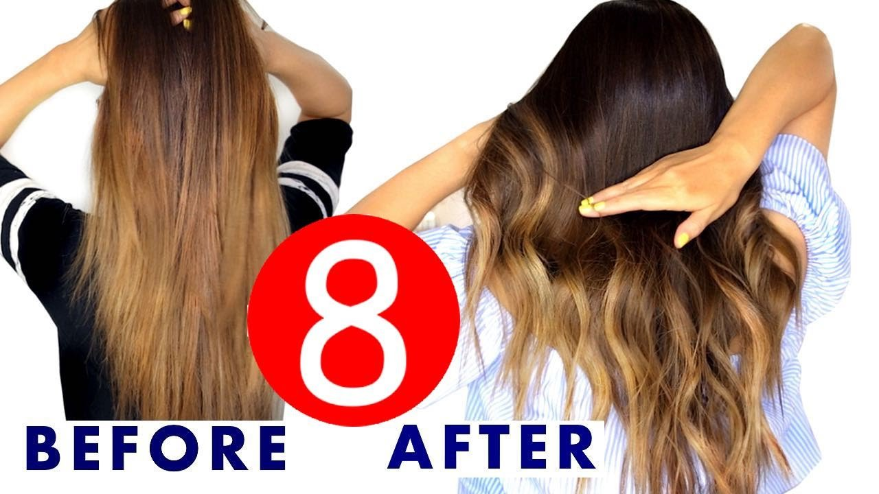 The Best 8 Easy Hair Color Ombre Hacks Makeupwearables Pictures