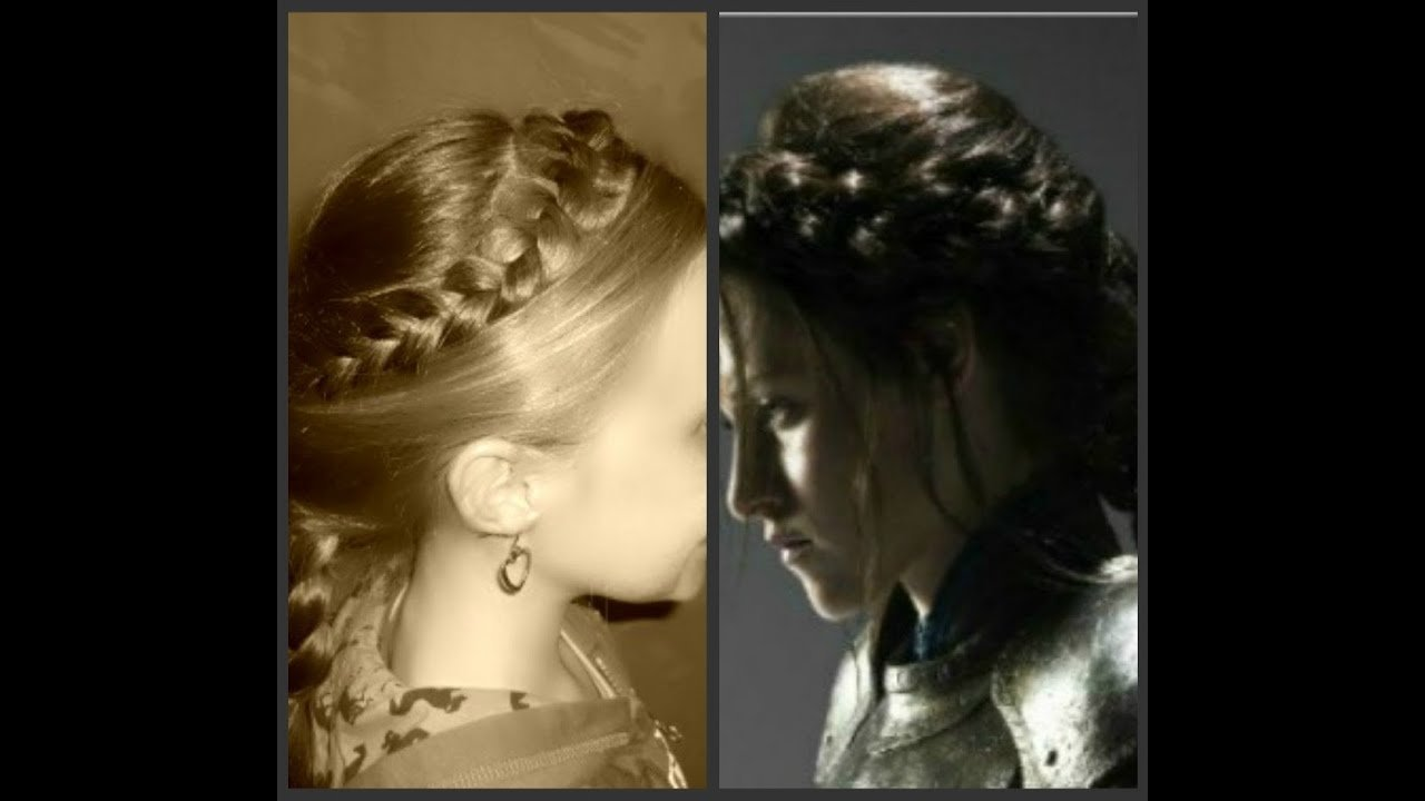 The Best Snow White And The Huntsman Hairstyle Kristen Stewart Braids Youtube Pictures