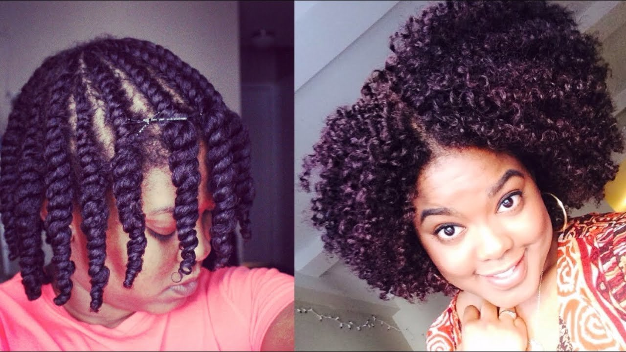 The Best Natural Hair Updated Flat Twist Out Youtube Pictures