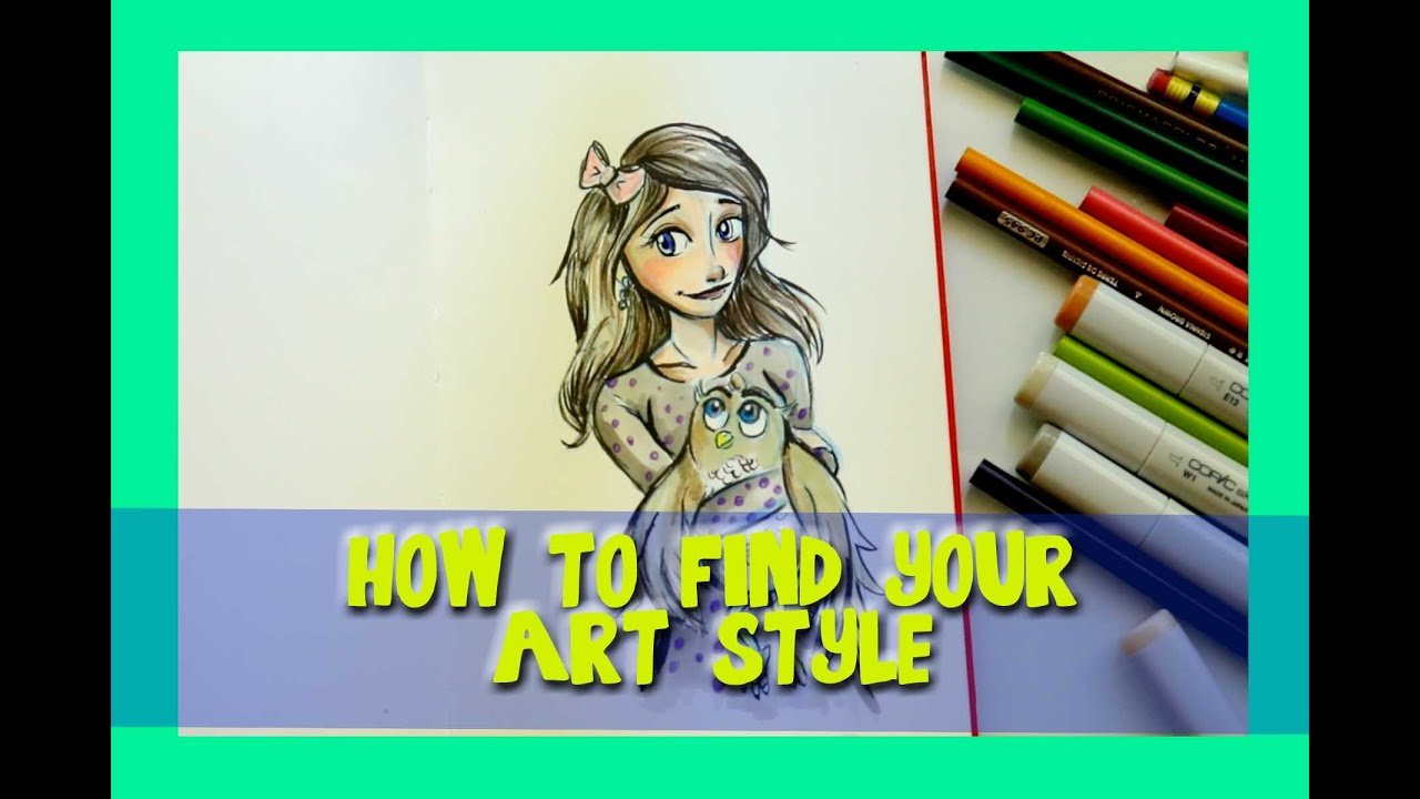 The Best How To Find Your Own Art Style Dramaticparrot Youtube Pictures