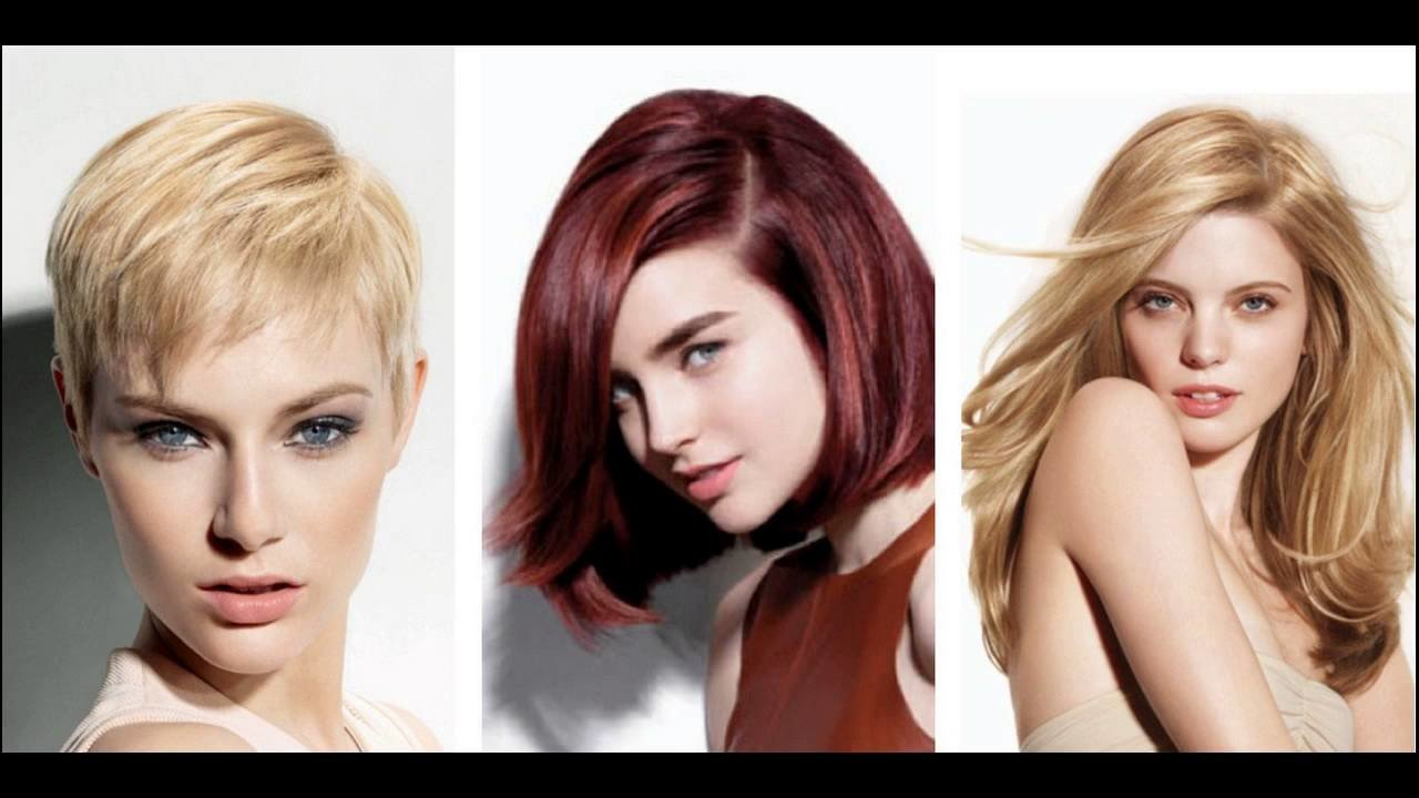 The Best Best Hair Color Ideas For Thin Hair Or Fine Hair Youtube Pictures