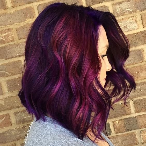 The Best 25 Magenta Hair Ideas To Stand Out Styleoholic Pictures