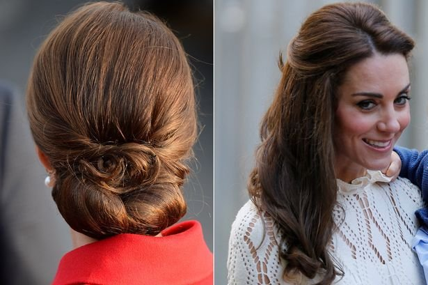 The Best Copy Kate Middleton S Canada Royal Hairstyles How To Get Pictures