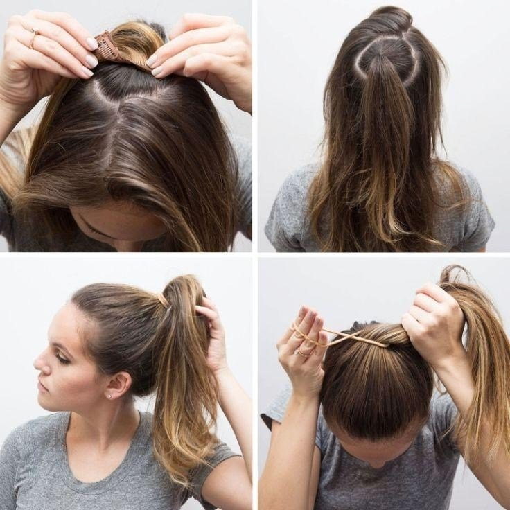 The Best 15 Collection Of Long Hairstyles To Make Hair Look Thicker Pictures