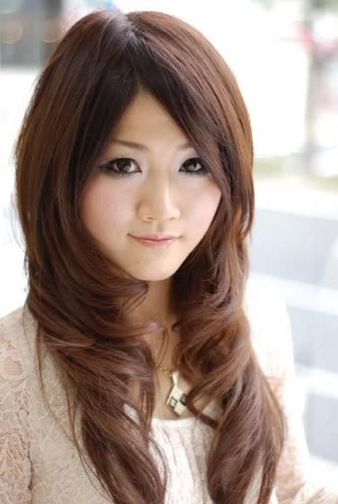 The Best 15 Best Of Japanese Long Hairstyles 2015 Pictures