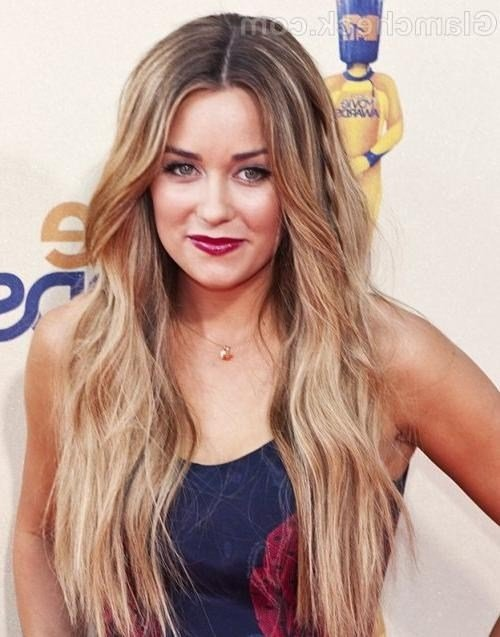 The Best 15 Best Of Long Hairstyles Parted In The Middle Pictures
