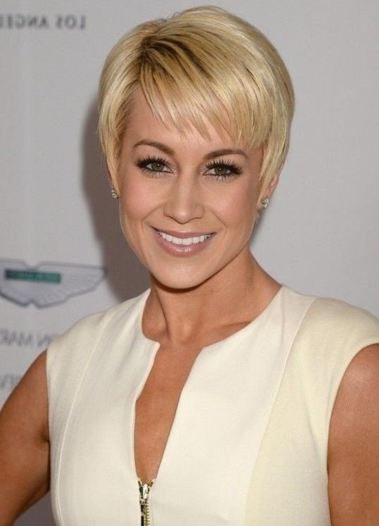 The Best 15 Best Ideas Of Short Hairstyles For Over 40 Year Old Woman Pictures
