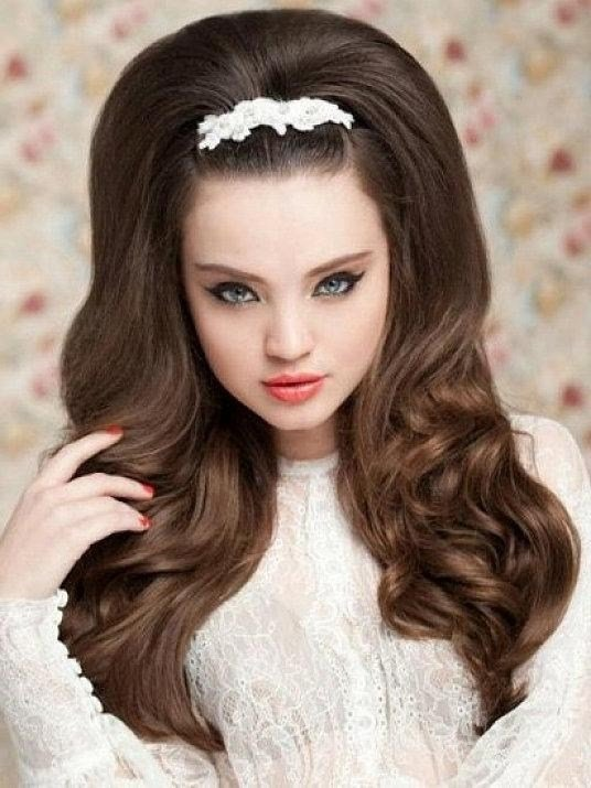 The Best 15 Best Collection Of Easy Vintage Hairstyles For Long Hair Pictures