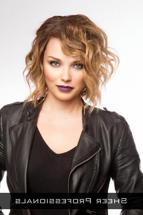The Best 2019 Latest Short Haircuts For Frizzy Wavy Hair Pictures