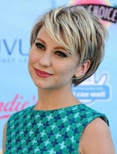 The Best 20 Ideas Of Short Haircuts For Full Figured Women Pictures