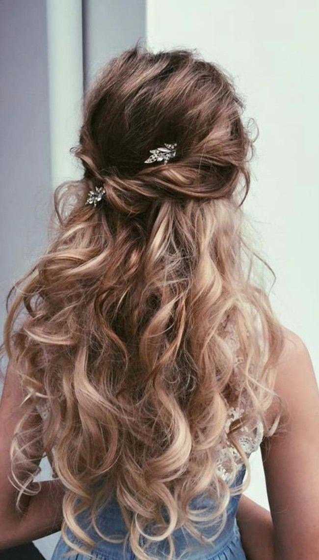 The Best 2019 Latest Long Hairstyles For A Ball Pictures
