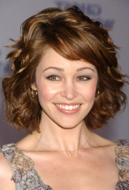 The Best 20 Ideas Of Short Haircuts For Wavy Frizzy Hair Pictures