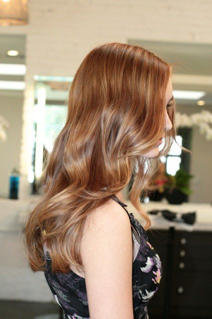 The Best Multidimensional Hair Color – Jonathan George Pictures