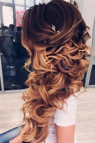 The Best Homecoming Hairstyles 2019 Cute Hairstyles For Homecoming Pictures