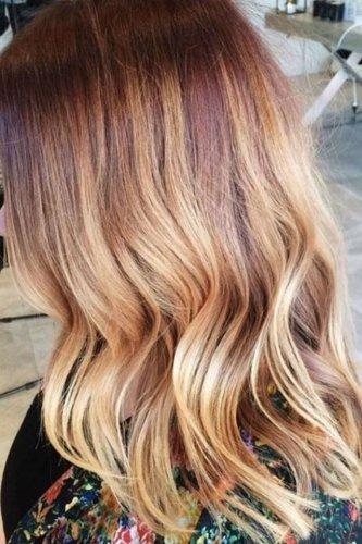 The Best 36 Blonde Balayage Hair Color Ideas With Caramel Honey Pictures