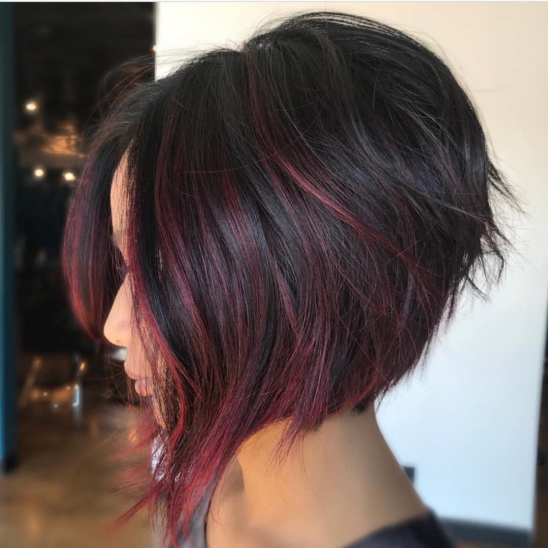 The Best Inverted Bob Haircuts And Hairstyles 2018 Long Short Pictures