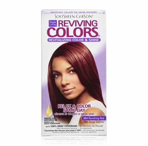 The Best Dark And Lovely Relax Color Same Day Semi Permanent Pictures