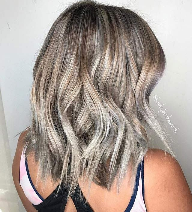 The Best What Is Color Melt Hair Color Everything You Need To Know Pictures