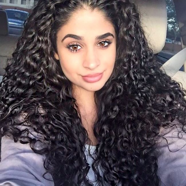 The Best Hair Crush Of The Week Merian Type 3B Naturallycurly Com Pictures