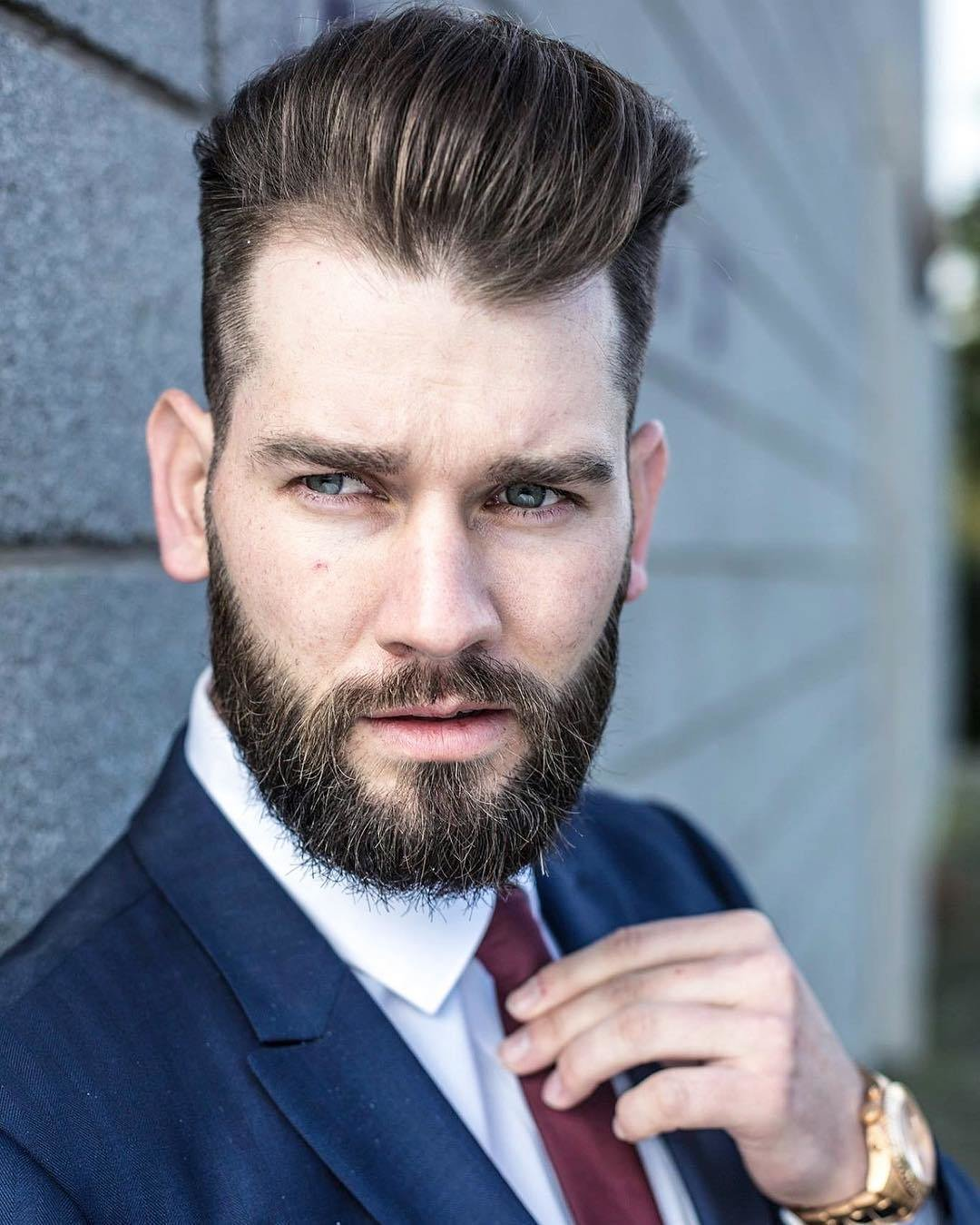 The Best Top 30 Business Hairstyles For Men Pictures