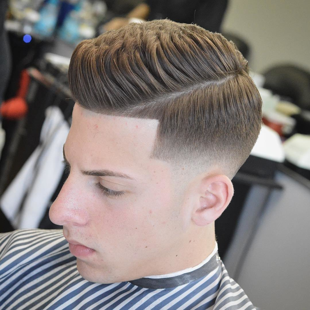The Best 70 Skin Fade Haircut Ideas Trendsetter For 2019 Pictures