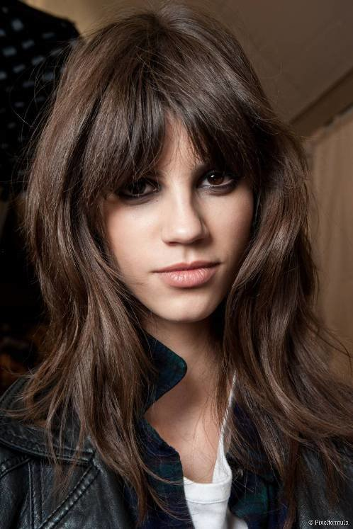 The Best Cute And Easy Long Hairstyles For Oval Faces Pictures