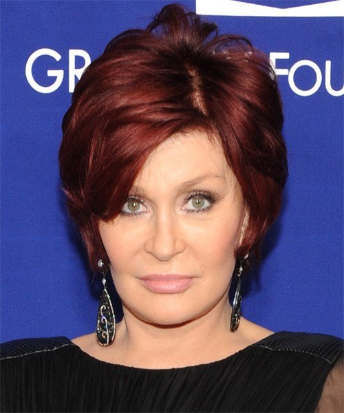The Best Sharon Osbourne Hairstyles Hair Cuts And Colors Pictures