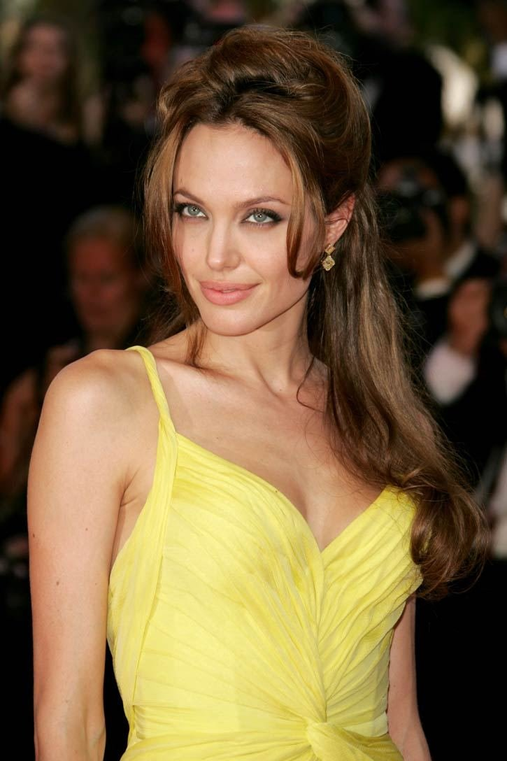 The Best Angelina Jolie Hairstyles My Blog Pictures