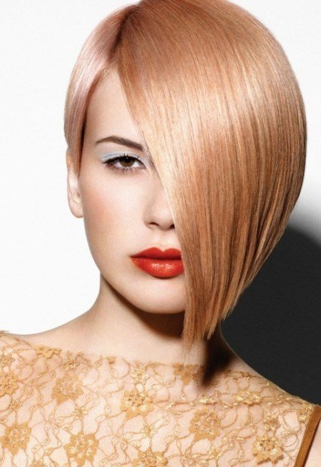 The Best 30 Asymmetrical Bob Styles Pictures