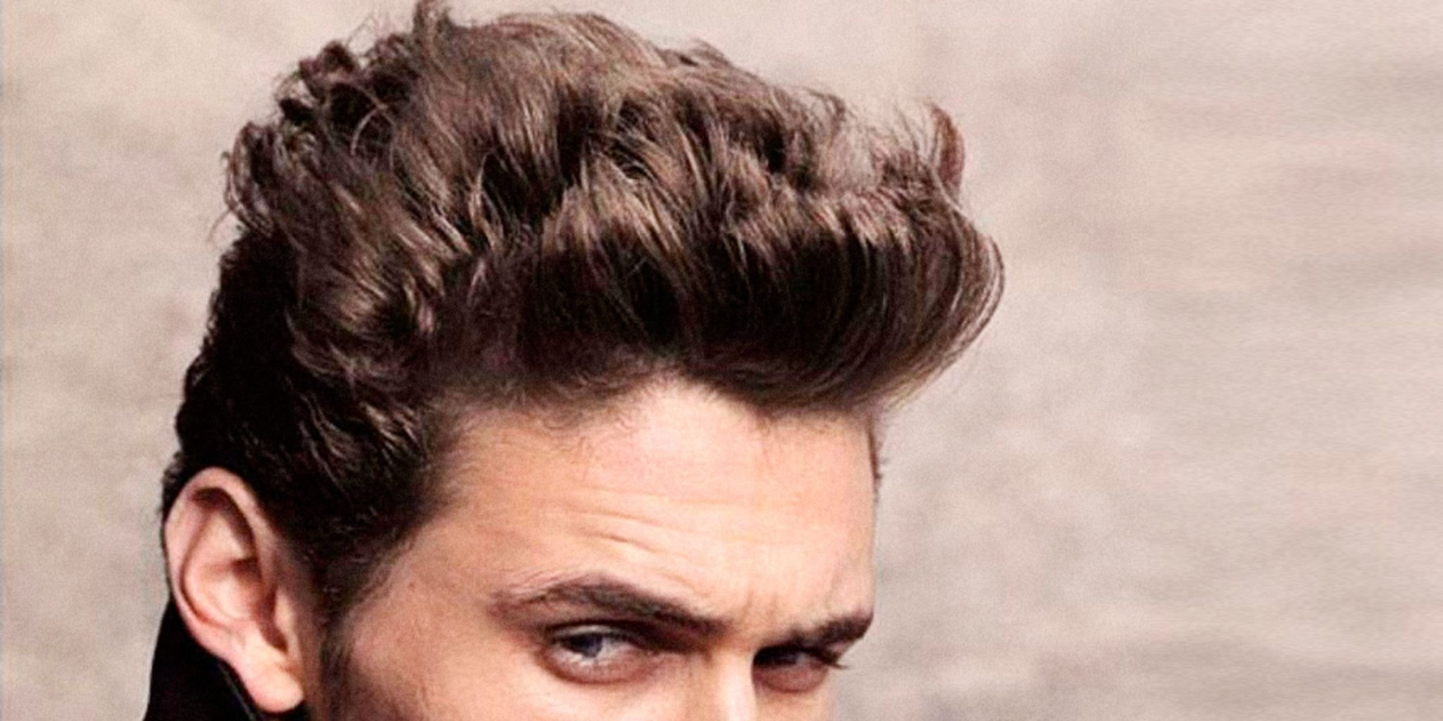 The Best How To Get James Franco S Haircut The Dishevelled Slick Back Pictures