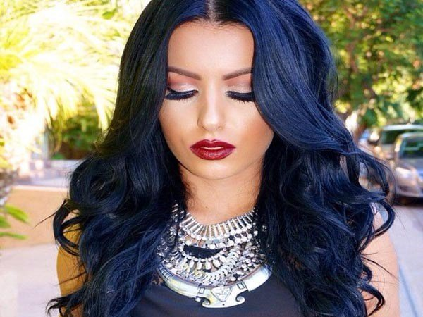 The Best Blue Black Hair Dye Essential Guide 2019 Pictures